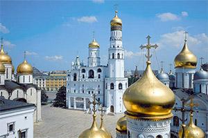Москва за 1 день